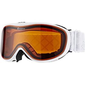 Alpina Challenge S 2.0 Doubleflex S2 Maschera bianco